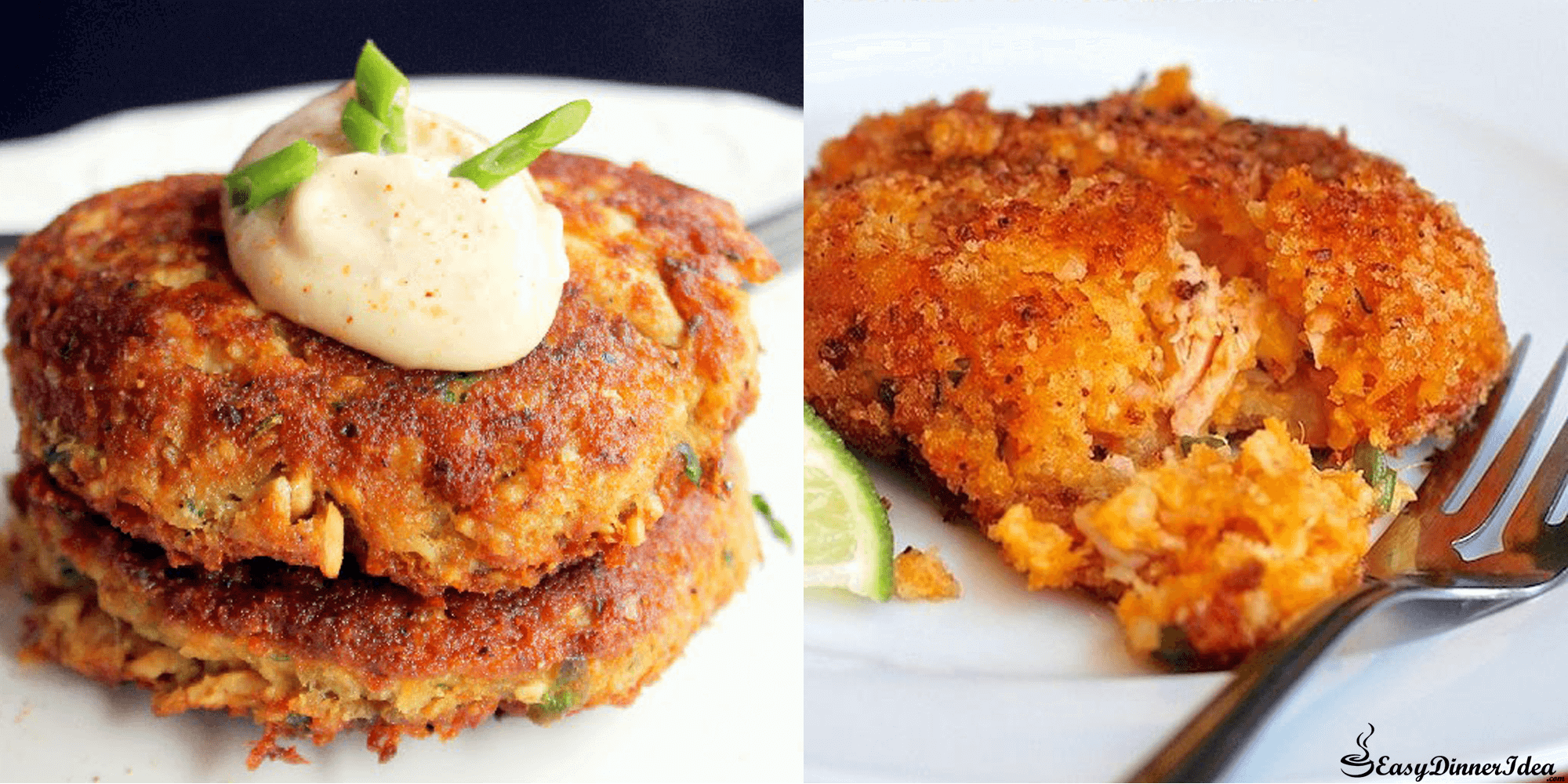 9 easy dinner recipes for two for Potato crusted fish